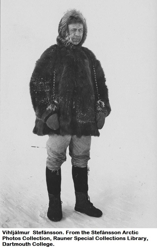 The Fat of The Land Vilhjálmur Stefánsson kidneys liver ketogenic