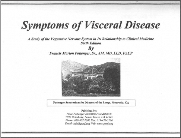 Photo of book cover: Symptoms of Visceral Disease