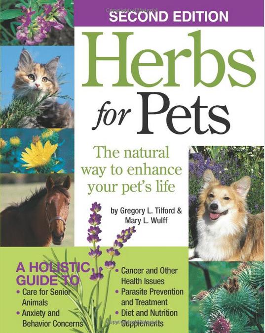herbs pets herbalism natural remedies diet scientific studies plant habitat range bloom season common uses harvest techniques