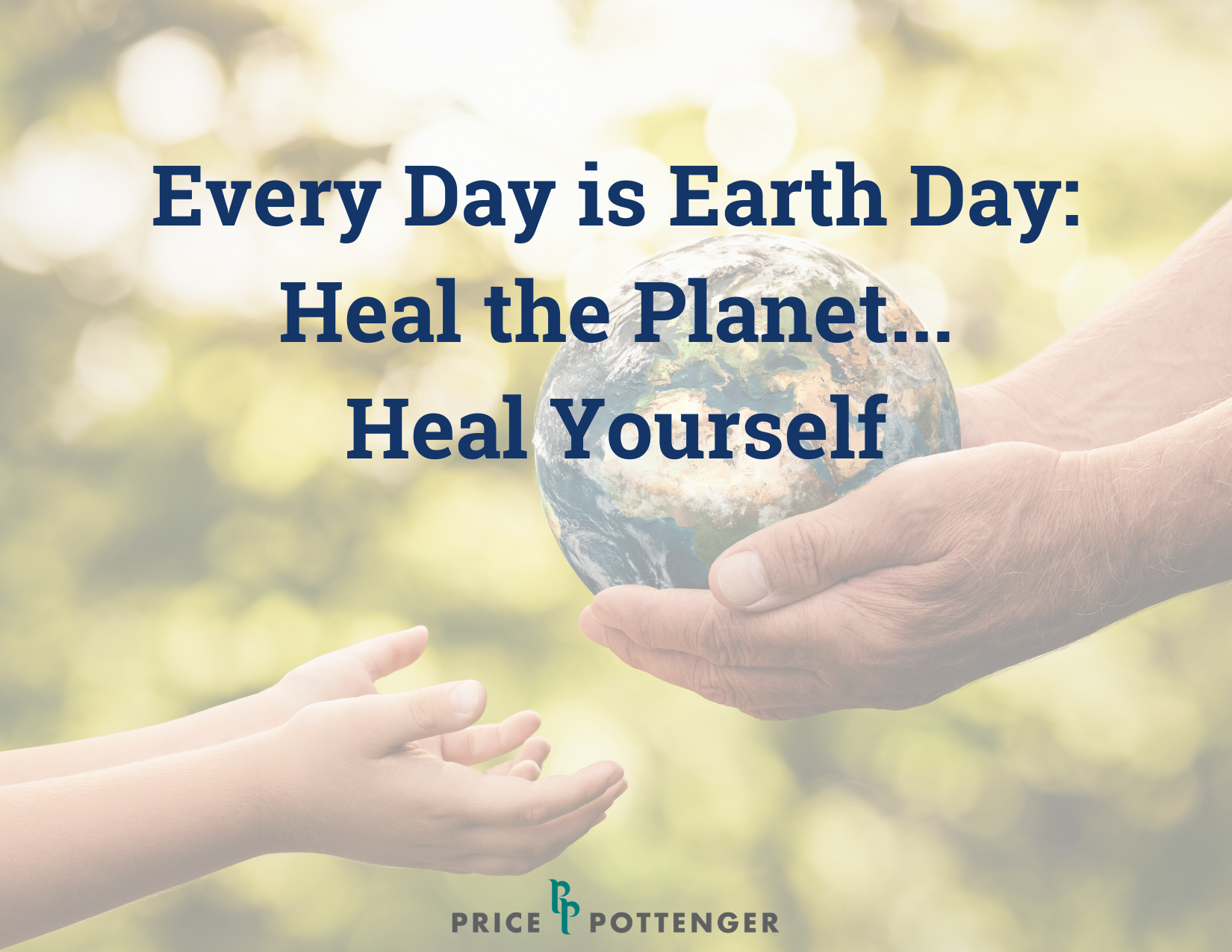 How you can create a healthy future for you and the planet